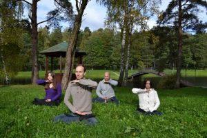 китайский цигун, Фалуньгун, Фалунь Дафа, упражнения Фалуньгун, медитация, Россия