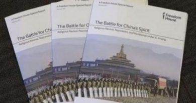 отчет, преследование Фалуньгун, Китай, Freedom House,