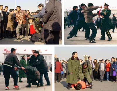 репрессии в Китае