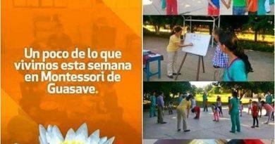 Фалуньгун в мексиканской школе