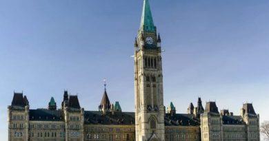 Канада, парламент,